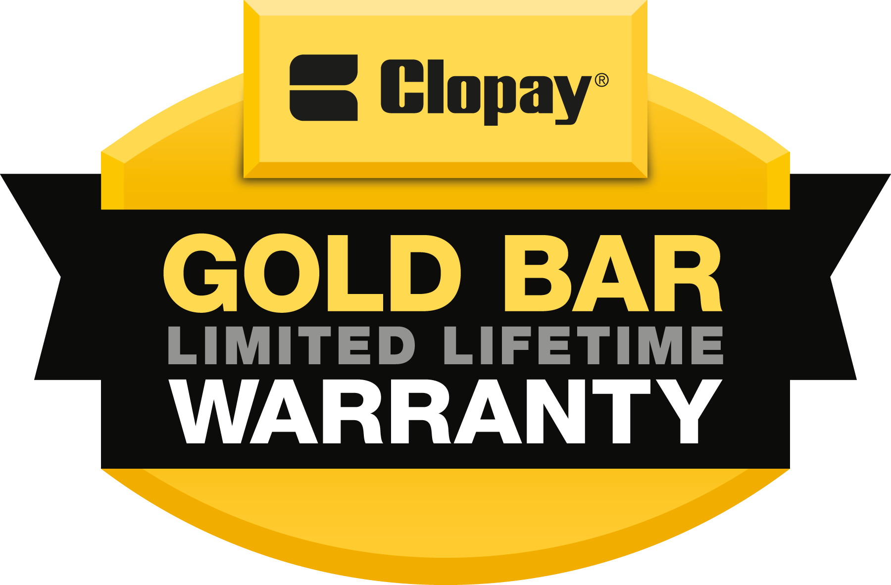 Clopay Gold Bar Warranty
